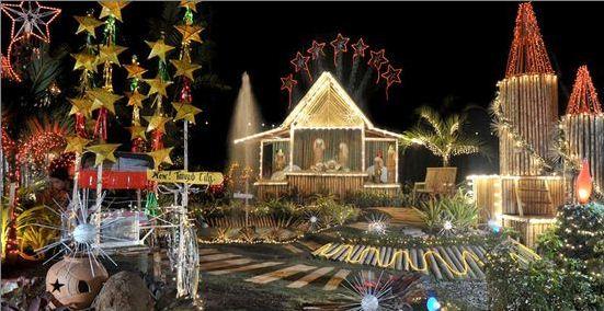 Christmas Symbols Festival, Tangub City