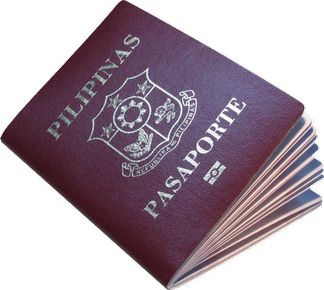 Filipino Passport