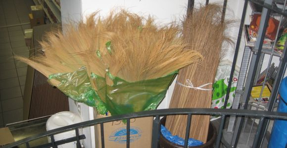 Filipino broom