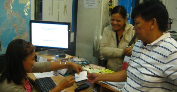 Sending money to the Philippines
