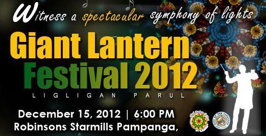 Giant Lantern Festival, San Fernando, Pampanga