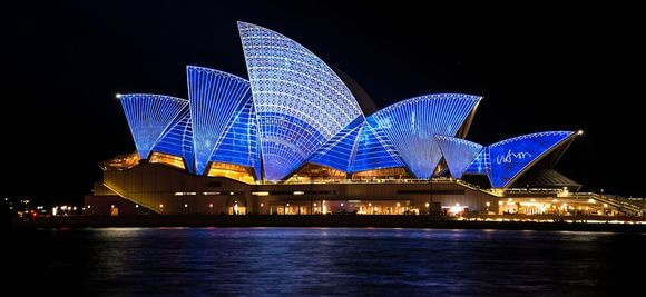 Interesting facts about Australia: Sydney Opera House
