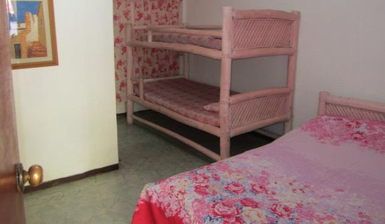 Inside our room. It is small and almost rustic but provides the sleeping space, La Primavera Beach Resort, Matabungkay Batangas.