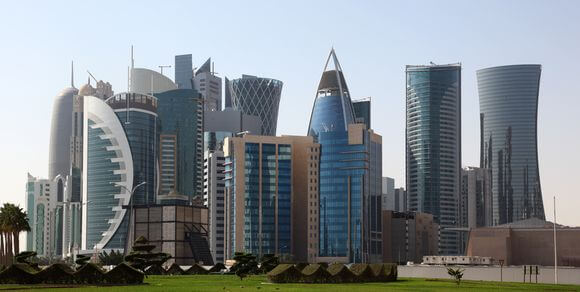 Qatar Facts: Doha Skyline