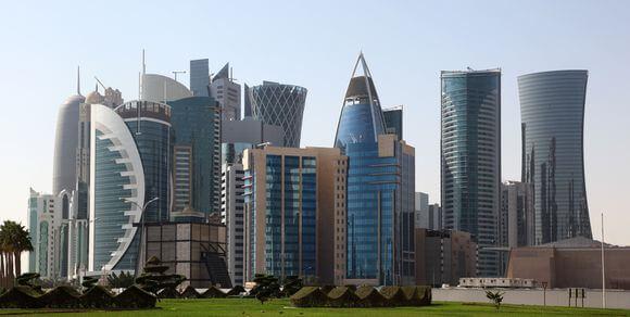 Qatar Facts: Doha Skyline