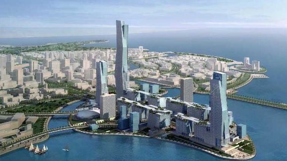 Saudi Arabia Facts: King Abdullah Economic City