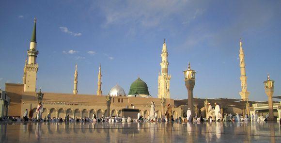 A symbol of Saudi Arabia religion