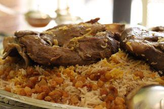 Kuwait Food Machboos