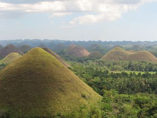 Chocolate Hills Philippines, Bohol Pictures