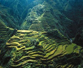 Banawe Rice Terraces, Banaue Rice Terraces, eight wonders of the world