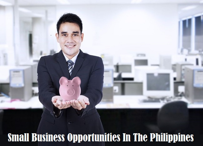 Identifying Small Business Opportunities In The Philippines
